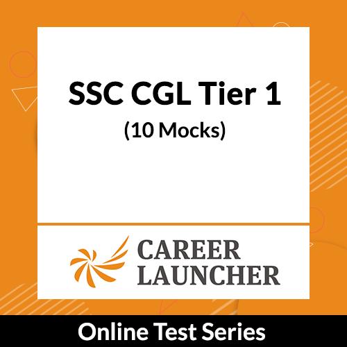 SSC CGL Tier 1 Test Series (10 Mocks)