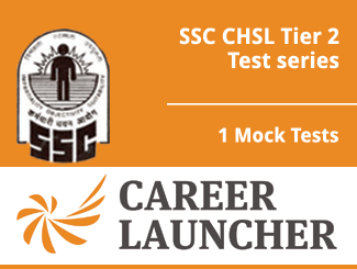 SSC CHSL Tier 2 Test series (1 Mock)