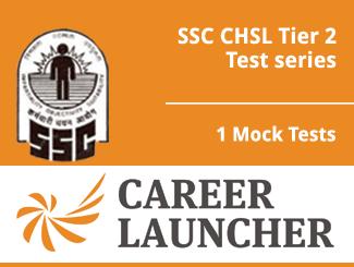 SSC CHSL Tier 2 Test series (1 Mock)