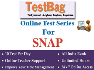 Symbiosis National Aptitude Test (SNAP) Online Test Series (1 Month)