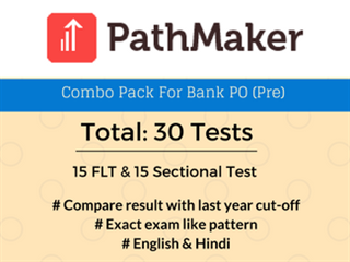 Combo Pack - For IBPS/RRB/SBI PO Exam