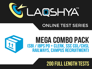 Mega Combo Online Test Series for all exams