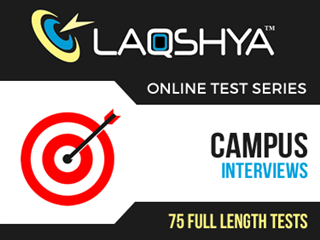Campus Interview Aptitude Online Tests