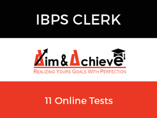 IBPS Clerk Online Test Series for Practice