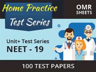 Unit Plus Test Series For NEET 2019