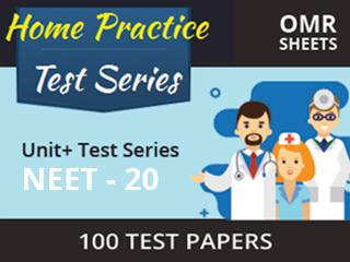 Unit Plus Test Series For NEET 2020