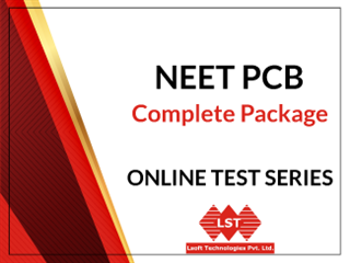 NEET PCB Complete Package Online Test Series