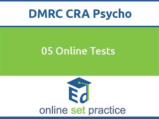 DMRC CRA Psycho