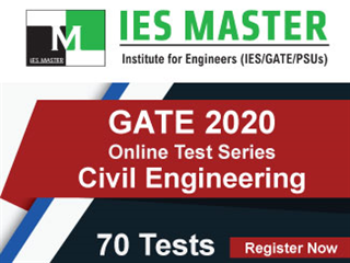 GATE 2020 Online Test Series for Civil Engineering