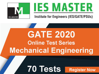 GATE 2020 Online Test Series Mechanical Engineering