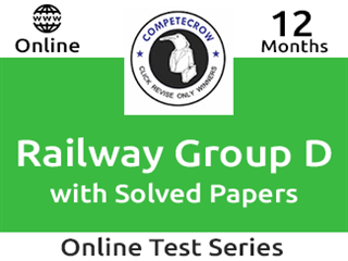 Railway Group D Online Test Series