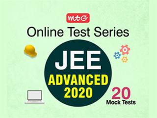 JEE Advanced 2020 Online Mock Test Series