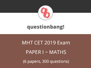 MHCET (Mathematics) Online Test Series