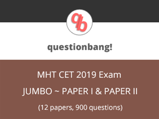 MHCET Jumbo Pack Online Test Series