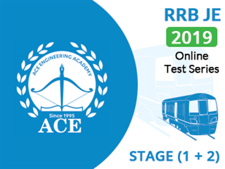 RRB JE 2019 Stage (1 + 2) Online Test Series