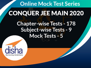 Conquer JEE Main 2020 Online Mock Test Series