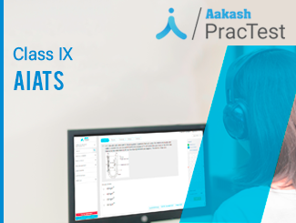 Aakash Digital All India Aakash Online Test Series (AIATS) for Class 9 Foundation