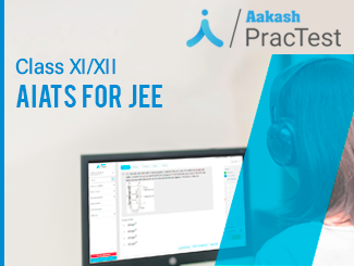 Aakash Digital All India Aakash Online Test Series (AIATS) for JEE (Main & Advanced) Class 11 & 12