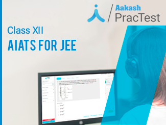 Aakash Digital All India Aakash Online Test Series (AIATS) for JEE (Main & Advanced) Class 12