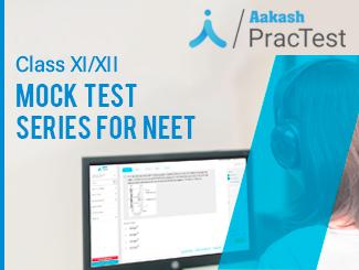 Aakash Digital Online Mock Test Series for NEET Class 11+12