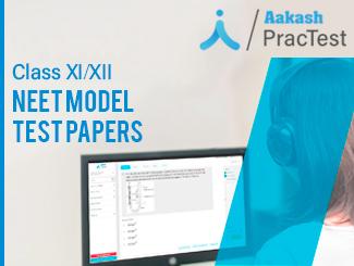 Aakash Digital Model Test Papers Online Test Series for NEET Class 11 & 12