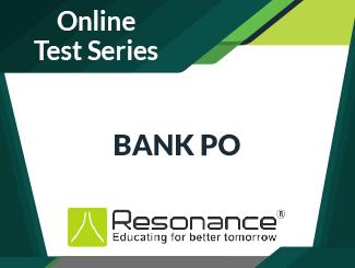 Bank PO Online Test Series
