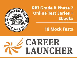 RBI Grade B Phase 2 Online Test Series + E-Books