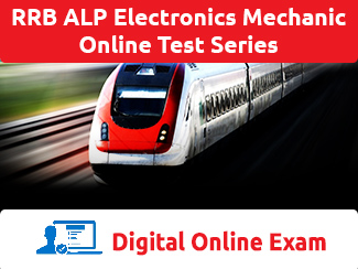 RRB ALP Electronics Mechanic Online Test Series