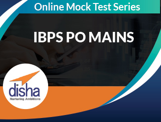 IBPS PO Mains Online Test Series