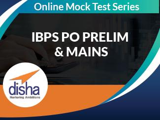 IBPS PO Prelim & Mains Online Test Series