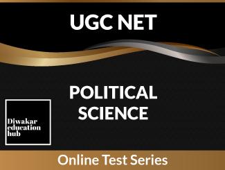 UGC NET Political Science Online Test Series