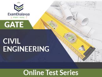 GATE CE Online Test Series