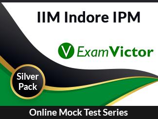 IIM Indore IPM Online Mock Test Series Silver Pack