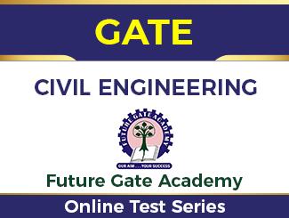 GATE Civil Engineering Online Test Series