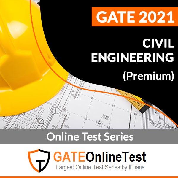 GATE Civil Engineering Online Test Series (Premium)