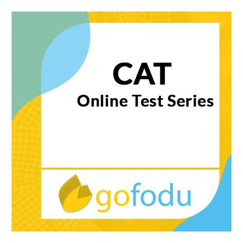 Gofodu CAT Online Test Series