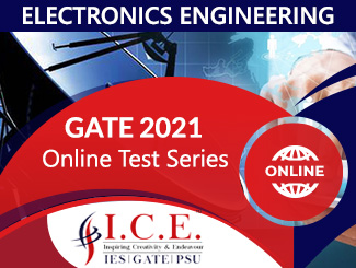 GATE 2021 Online Test Series for EC