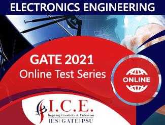 GATE 2021 Online Test Series for EC