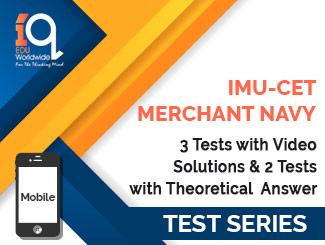 Merchant Navy IMU-CET Test Series (Mobile)