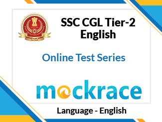 SSC CGL Tier-2 English Online Test Series