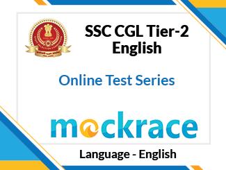 SSC CGL Tier-2 English Online Test Series