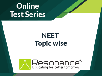 NEET Topic wise Online Test Series