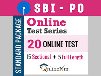 SBI PO Online Test Series (Standard Package)