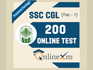 SSC CGL Tier 1 Online Test Series (Premium Package)