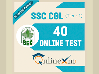 SSC CGL Tier 1 Online Test Series (Standard Package)