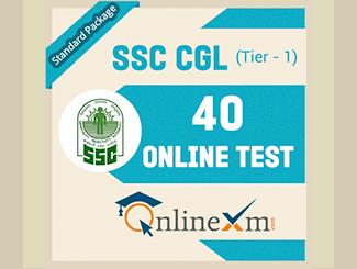 SSC CGL Tier 1 Online Test Series (Standard Package)