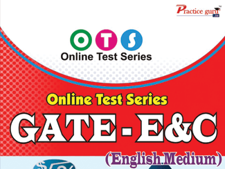 Topic Wise tests For GATE - Electronics and Communication