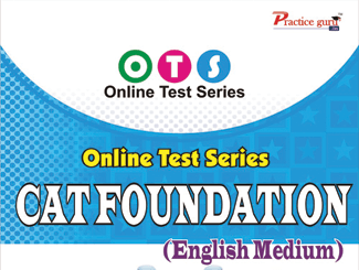 Topic Wise tests For CAT Foundation
