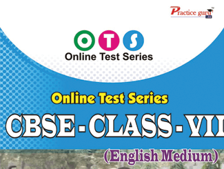 Topic Wise tests For Class 7 - Maths, Science and English Combo
