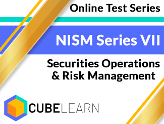 NISM Series VII Securities Operations & Risk Management Online Test Series